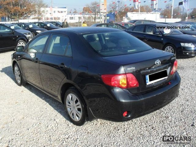 Toyota Corolla 1.6 2008 photo - 2