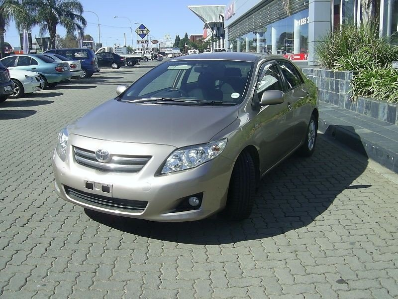 Toyota Corolla 1.6 2008 photo - 3