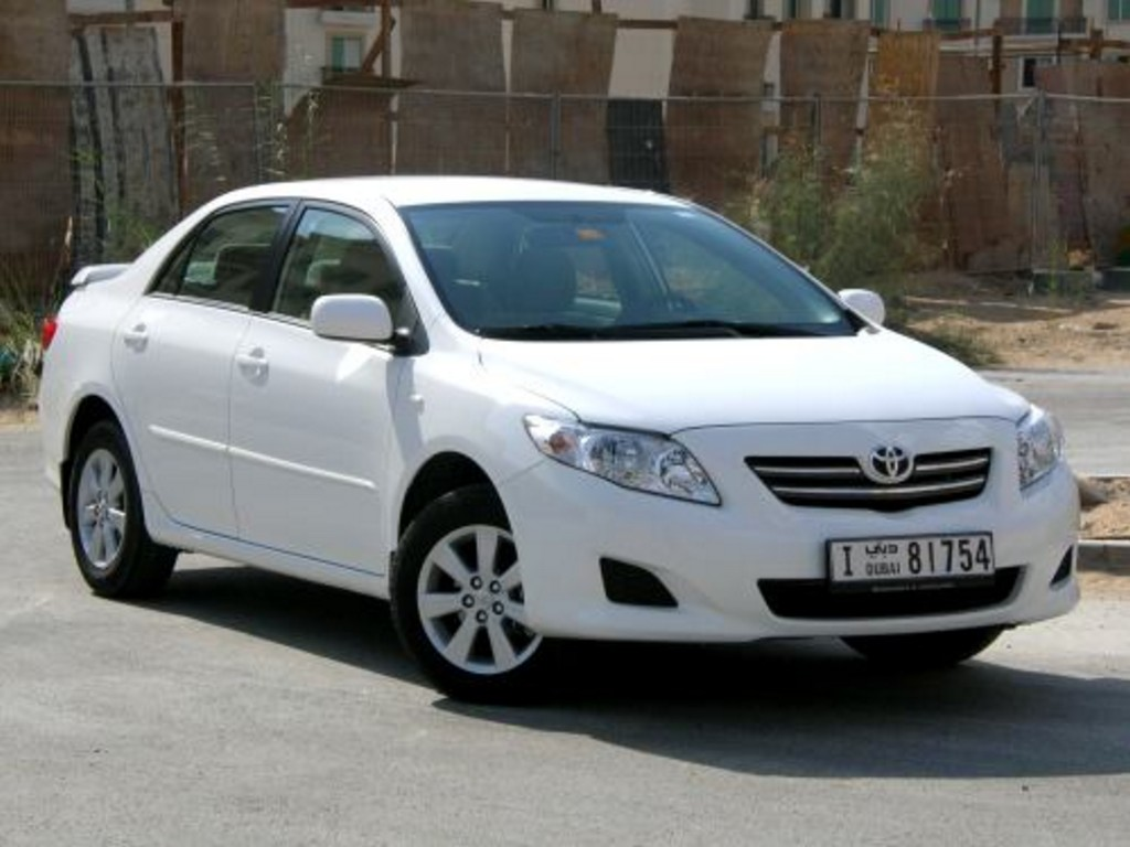 Toyota Corolla 1.6 2008 photo - 4