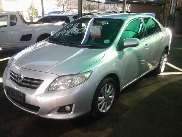 Toyota Corolla 1.6 2008 photo - 5