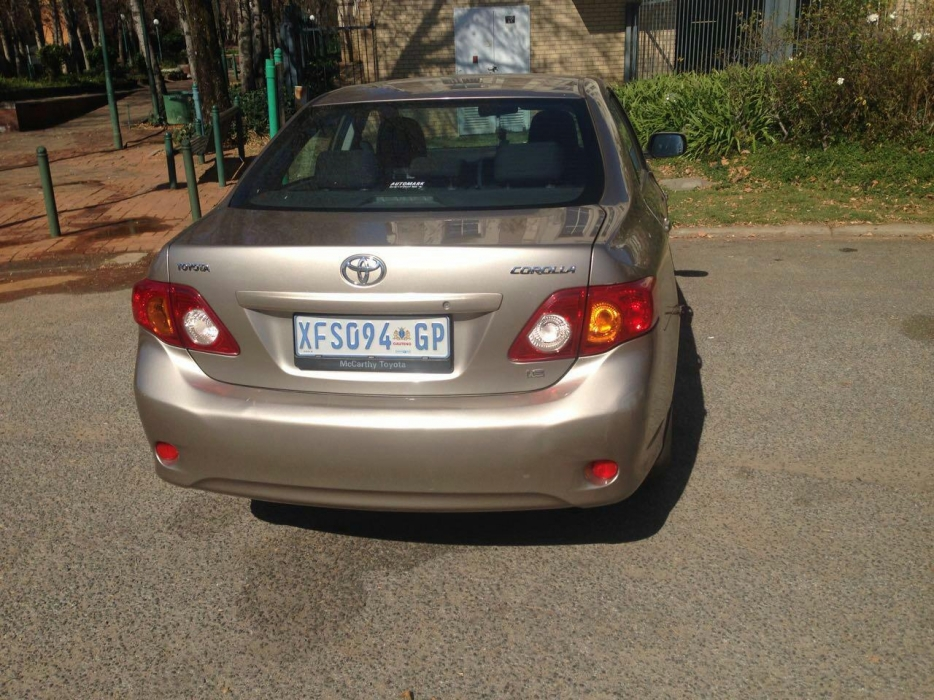 Toyota Corolla 1.6 2008 photo - 7