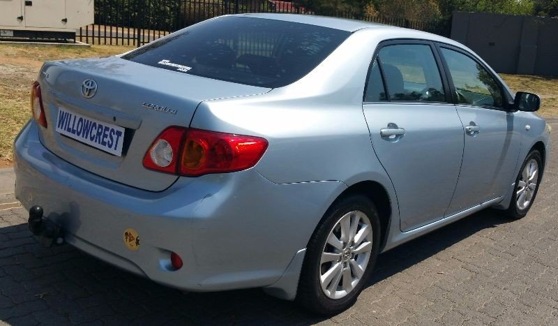 Toyota Corolla 1.6 2008 photo - 8