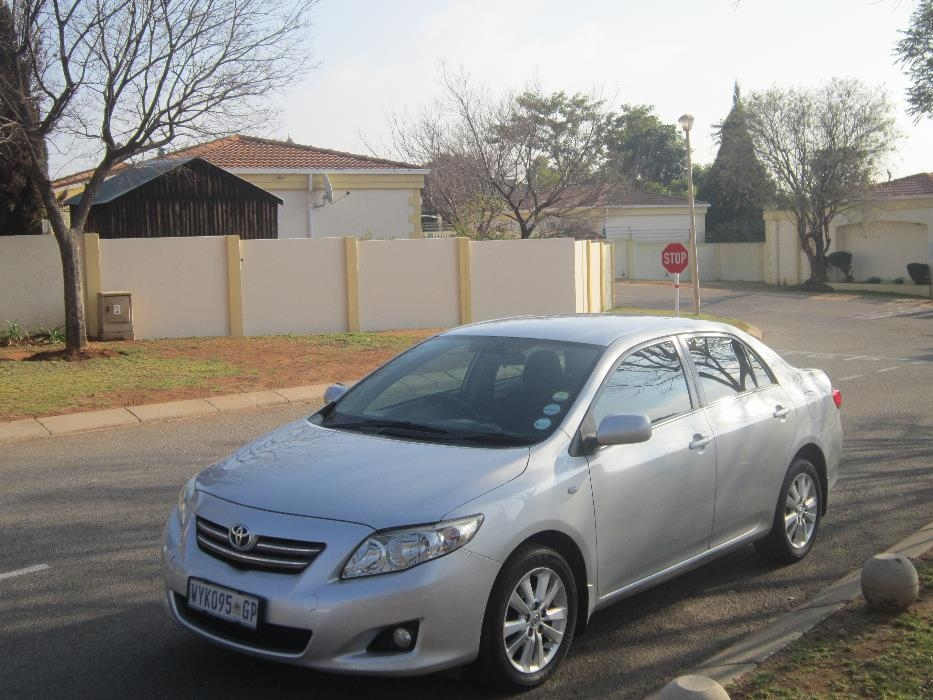Toyota Corolla 1.6 2008 photo - 9