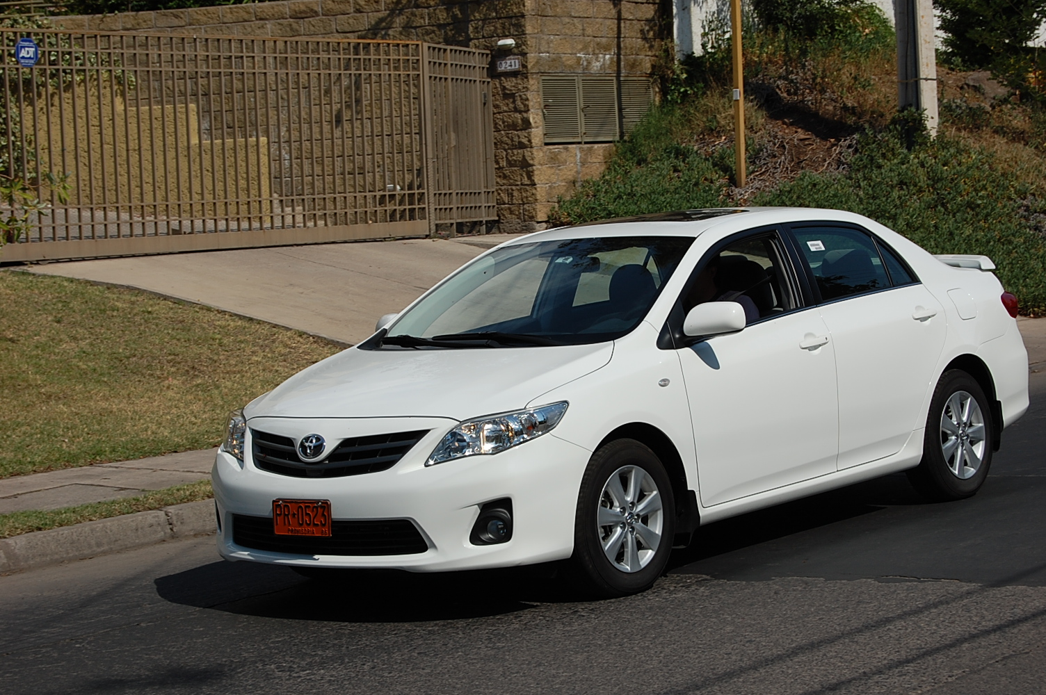 Toyota Corolla 1.6 2010 photo - 1