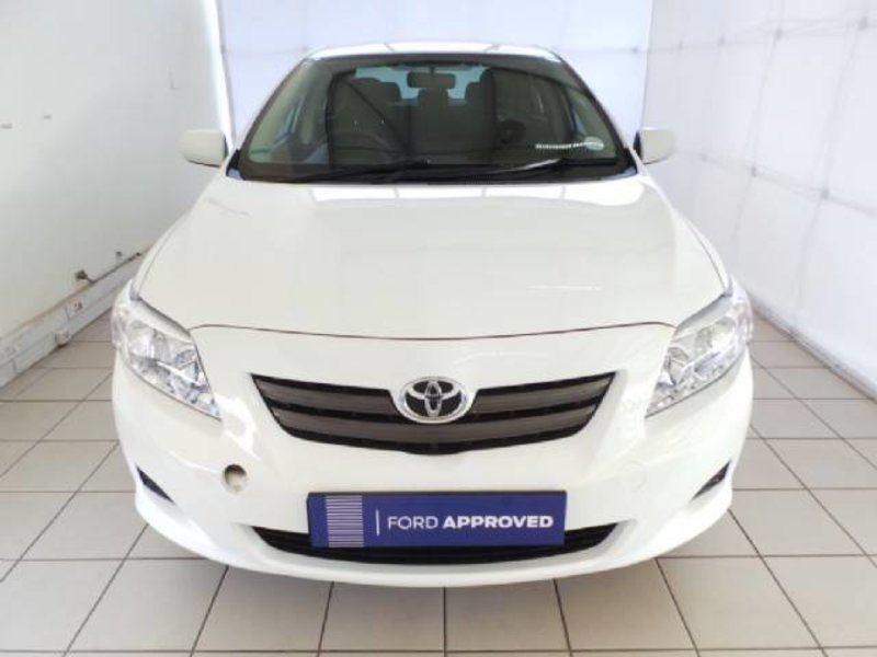 Toyota Corolla 1.6 2010 photo - 10