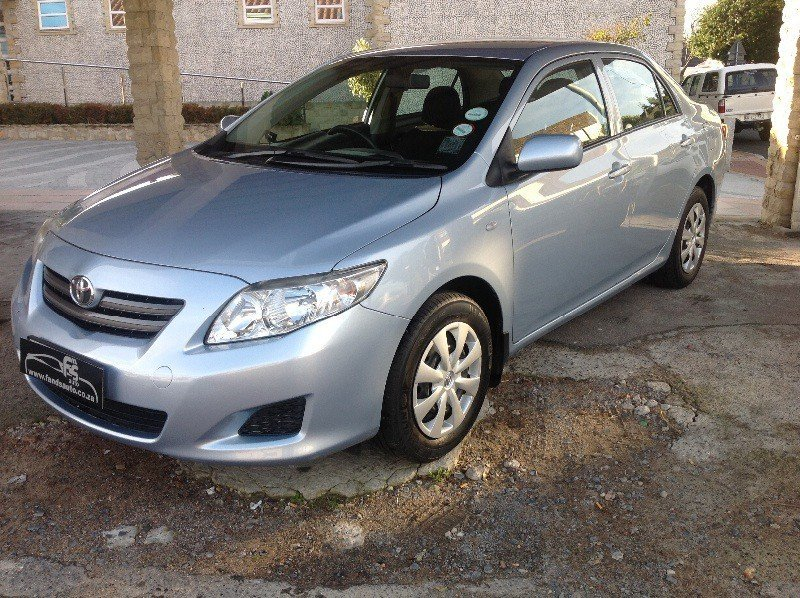 Toyota Corolla 1.6 2010 photo - 12