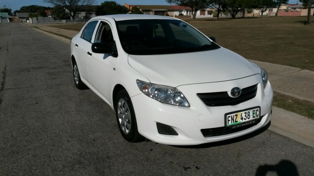 Toyota Corolla 1.6 2010 photo - 4