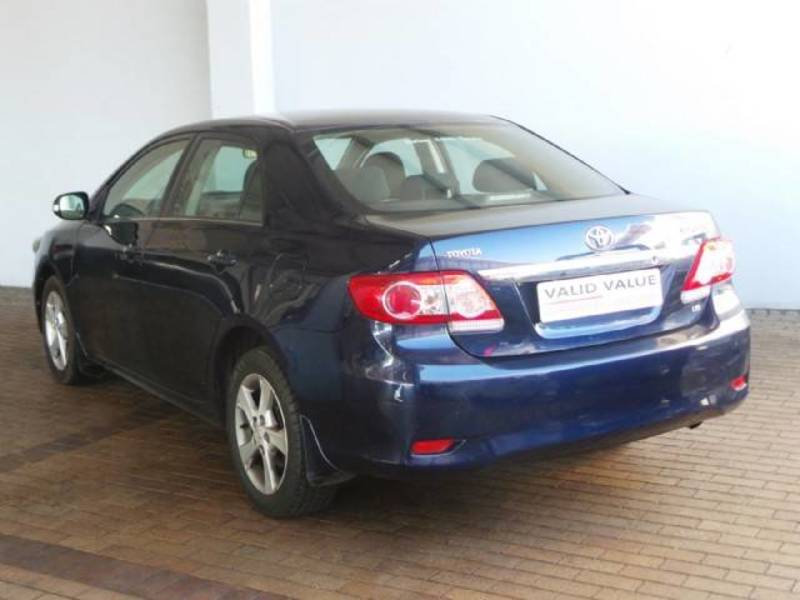 Toyota Corolla 1.6 2010 photo - 5