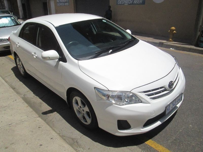 Toyota Corolla 1.6 2010 photo - 7
