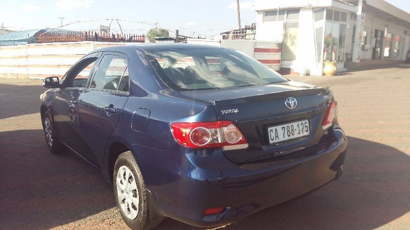 Toyota Corolla 1.6 2010 photo - 8