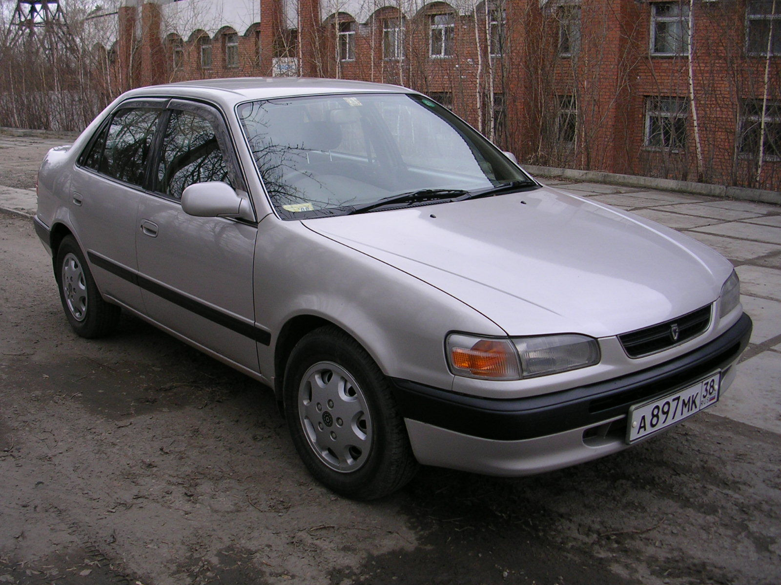 Toyota Corolla 1.8 1995 photo - 1