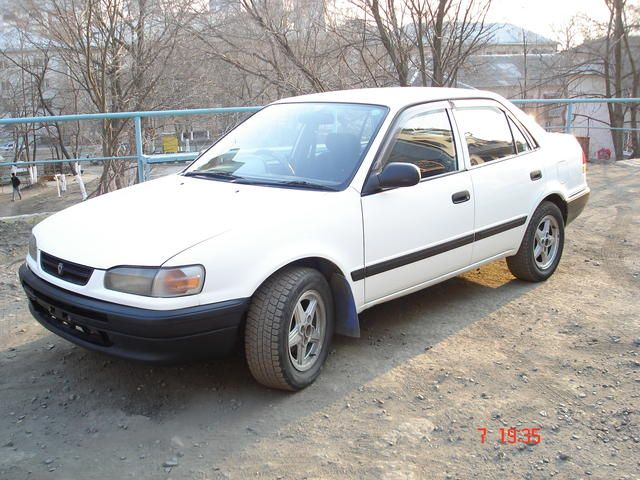 Toyota Corolla 1.8 1995 photo - 3