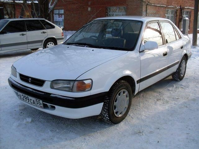 Toyota Corolla 1.8 1995 photo - 4