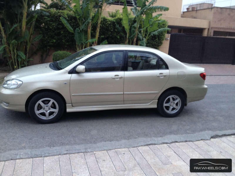 Toyota Corolla 1.8 2008 photo - 1