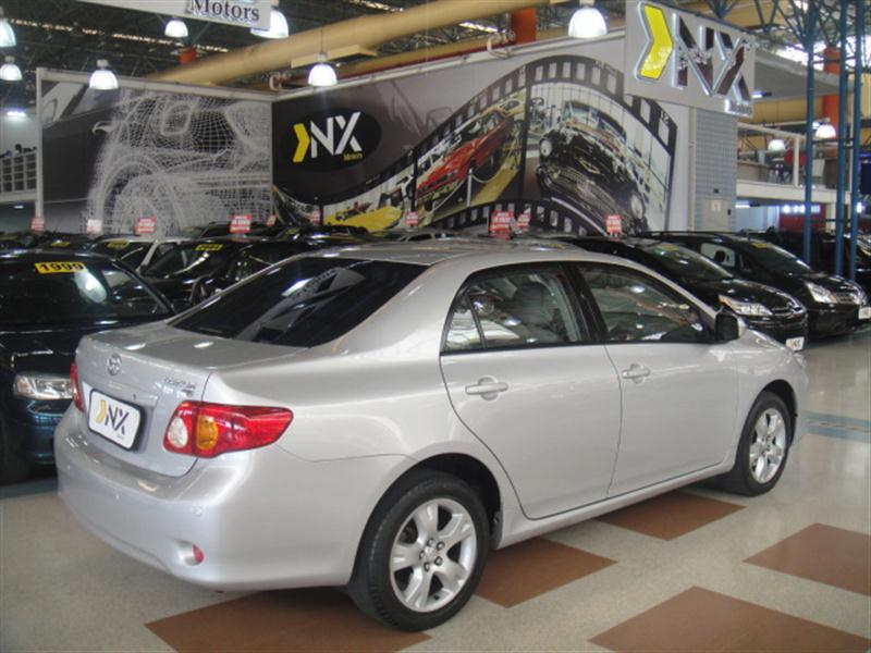 Toyota Corolla 1.8 2008 photo - 11