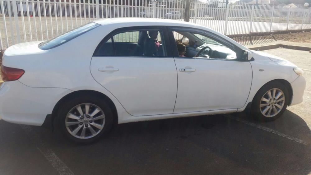 Toyota Corolla 1.8 2008 photo - 12