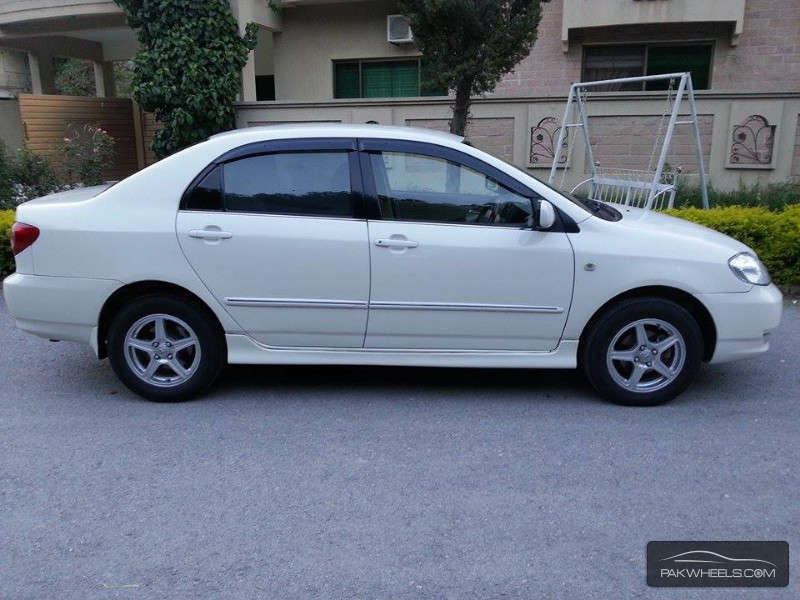 Toyota Corolla 1.8 2008 photo - 2