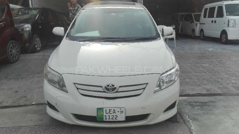 Toyota Corolla 1.8 2008 photo - 3