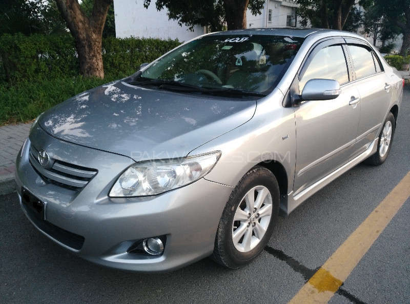 Toyota Corolla 1.8 2008 photo - 5