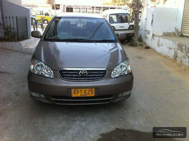 Toyota Corolla 1.8 2008 photo - 8