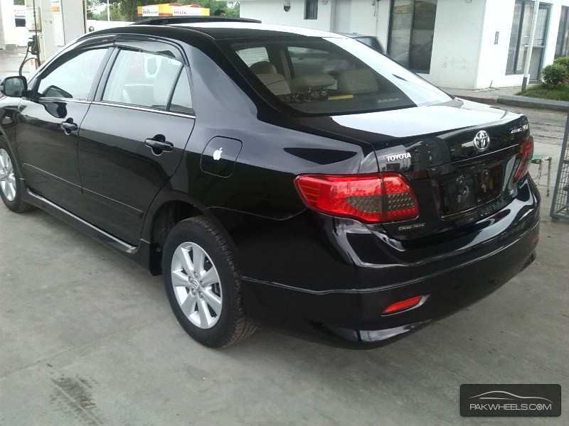 Toyota Corolla 1.8 2010 photo - 1