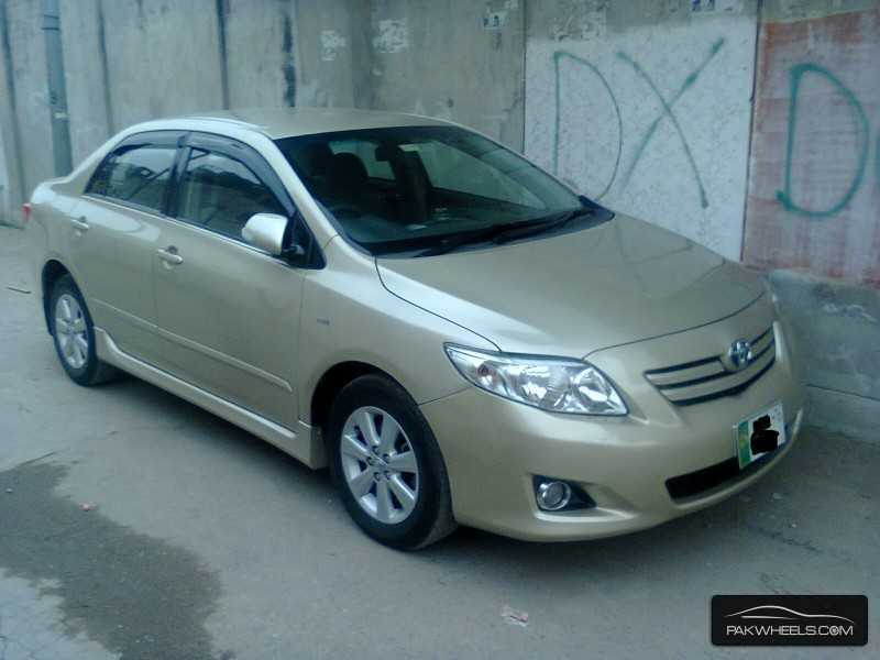 Toyota Corolla 1.8 2010 photo - 10