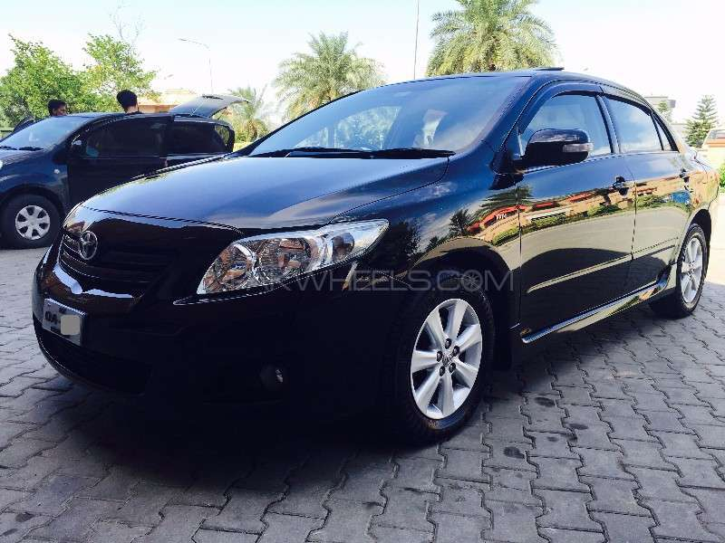 Toyota Corolla 1.8 2010 photo - 4