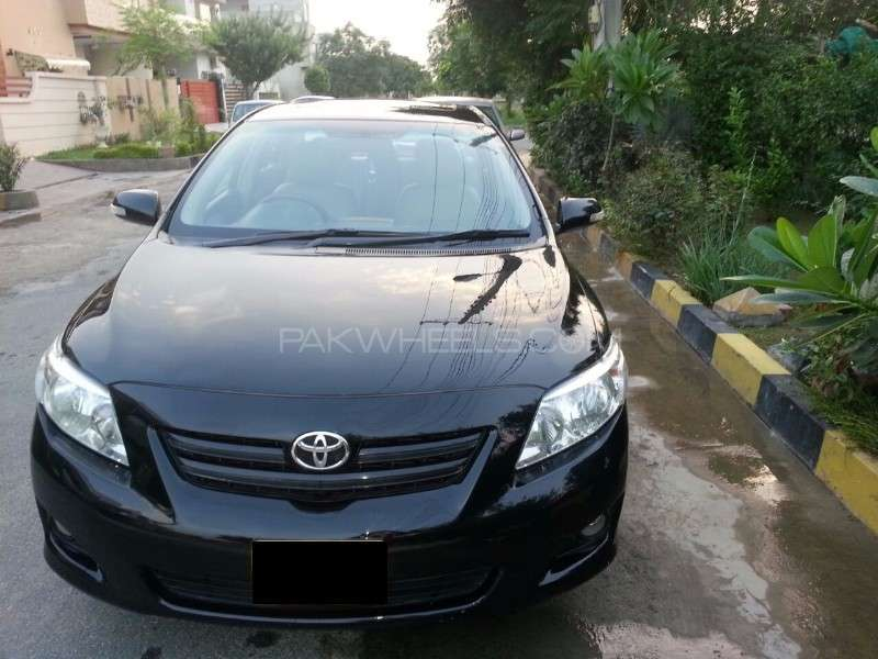 Toyota Corolla 1.8 2010 photo - 5