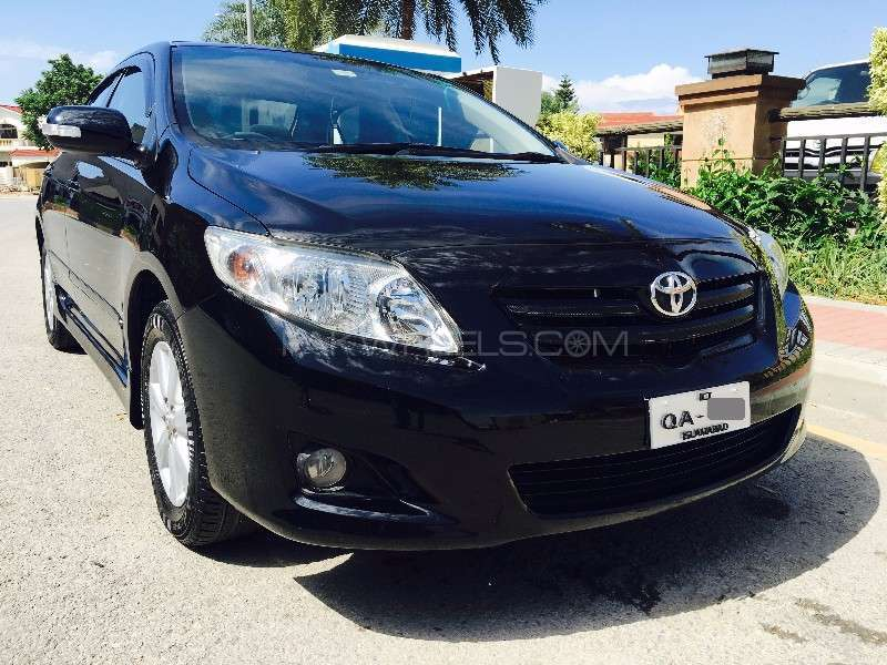 Toyota Corolla 1.8 2010 photo - 6