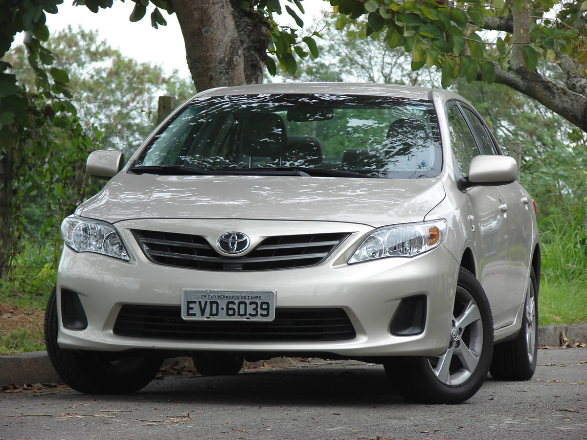 Toyota Corolla 1.8 2011 photo - 2
