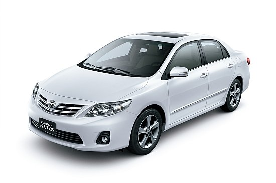 Toyota Corolla 1.8 2011 photo - 3