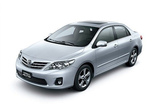 Toyota Corolla 1.8 2011 photo - 4