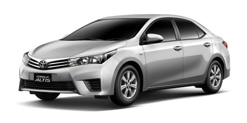 Toyota Corolla 1.8 2014 photo - 12