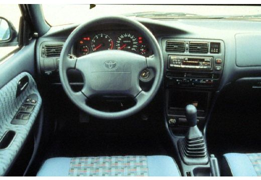 Toyota Corolla 2.0 1993 photo - 10
