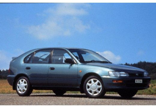 Toyota Corolla 2.0 1993 photo - 7