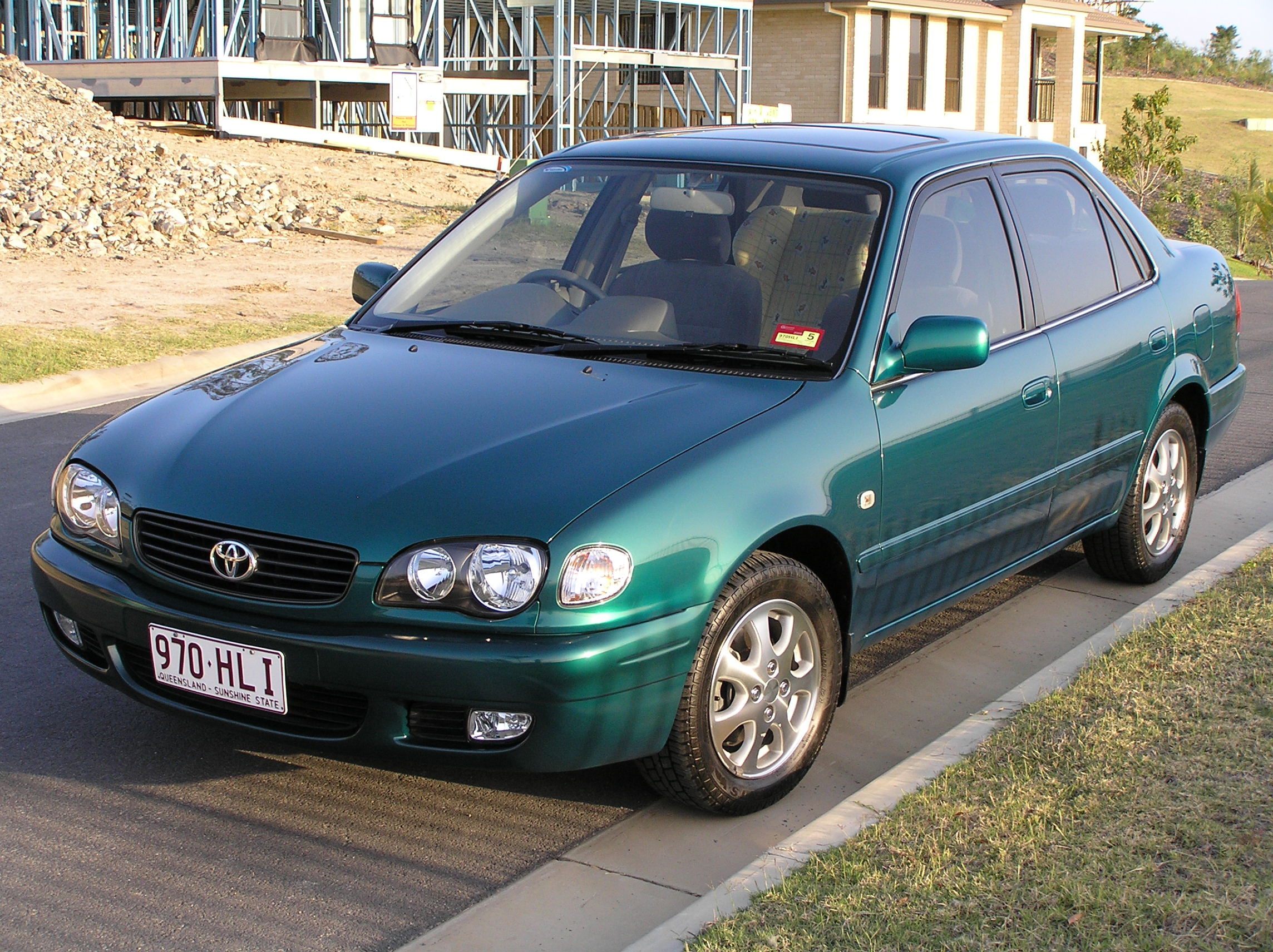 Toyota Corolla 2.0 1999 photo - 10