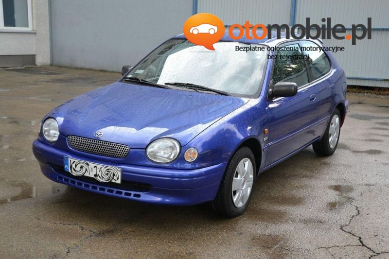 Toyota Corolla 2.0 1999 photo - 11