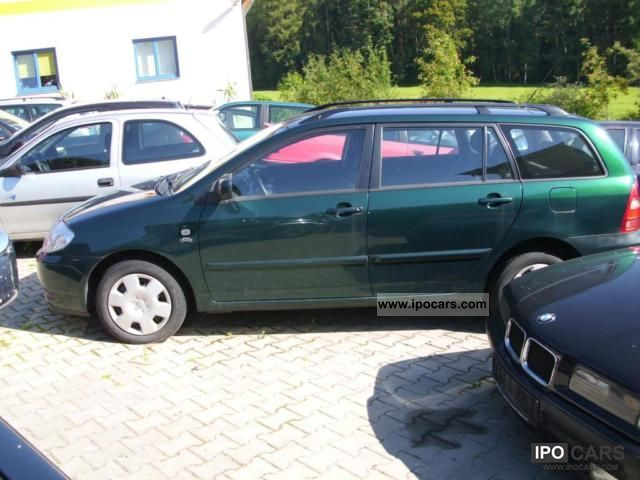 Toyota Corolla 2.0 2004 photo - 4