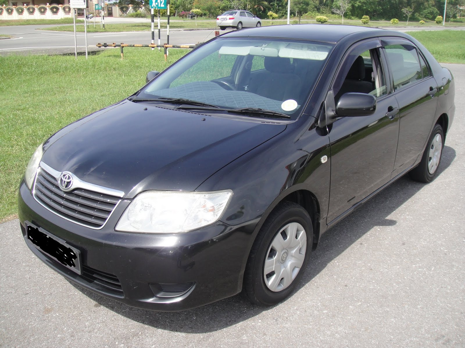Toyota Corolla 2.0 2004 photo - 8