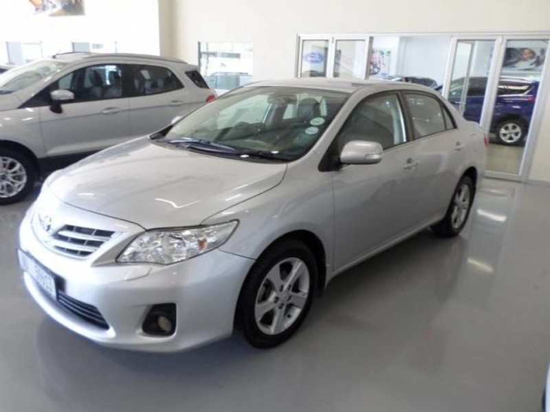 Toyota Corolla 2.0 2012 photo - 12