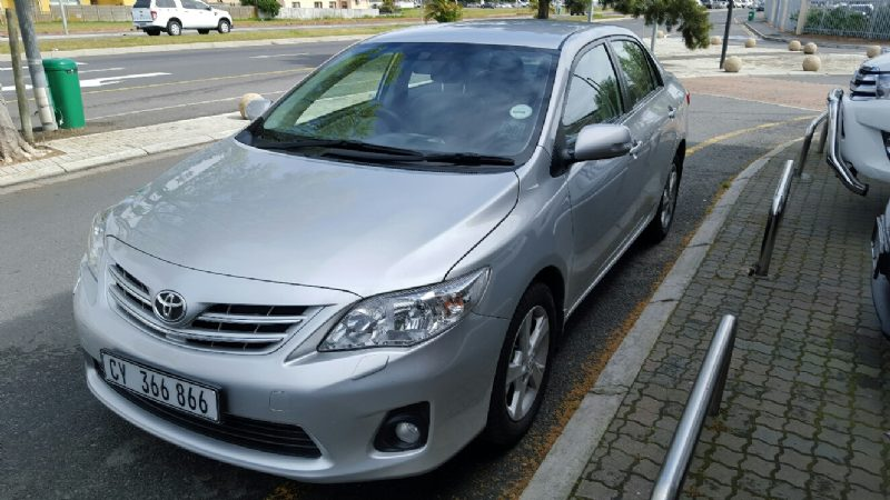 Toyota Corolla 2.0 2012 photo - 4