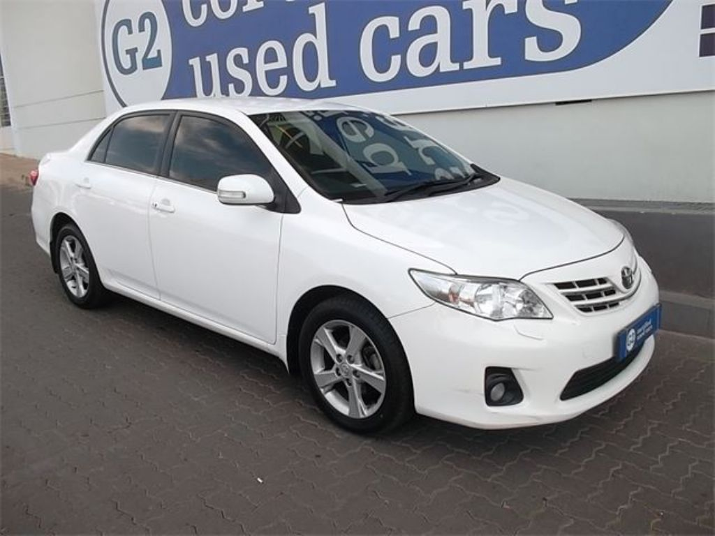 Toyota Corolla 2.0 2012 photo - 7