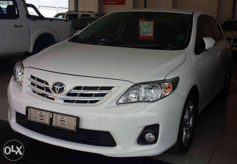 Toyota Corolla 2.0 2012 photo - 8