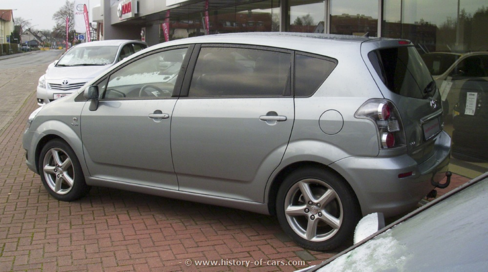 Toyota Corolla 2.2 2004 photo - 11