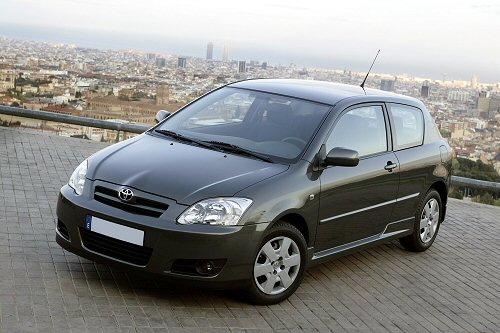 Toyota Corolla 2.2 2004 photo - 5