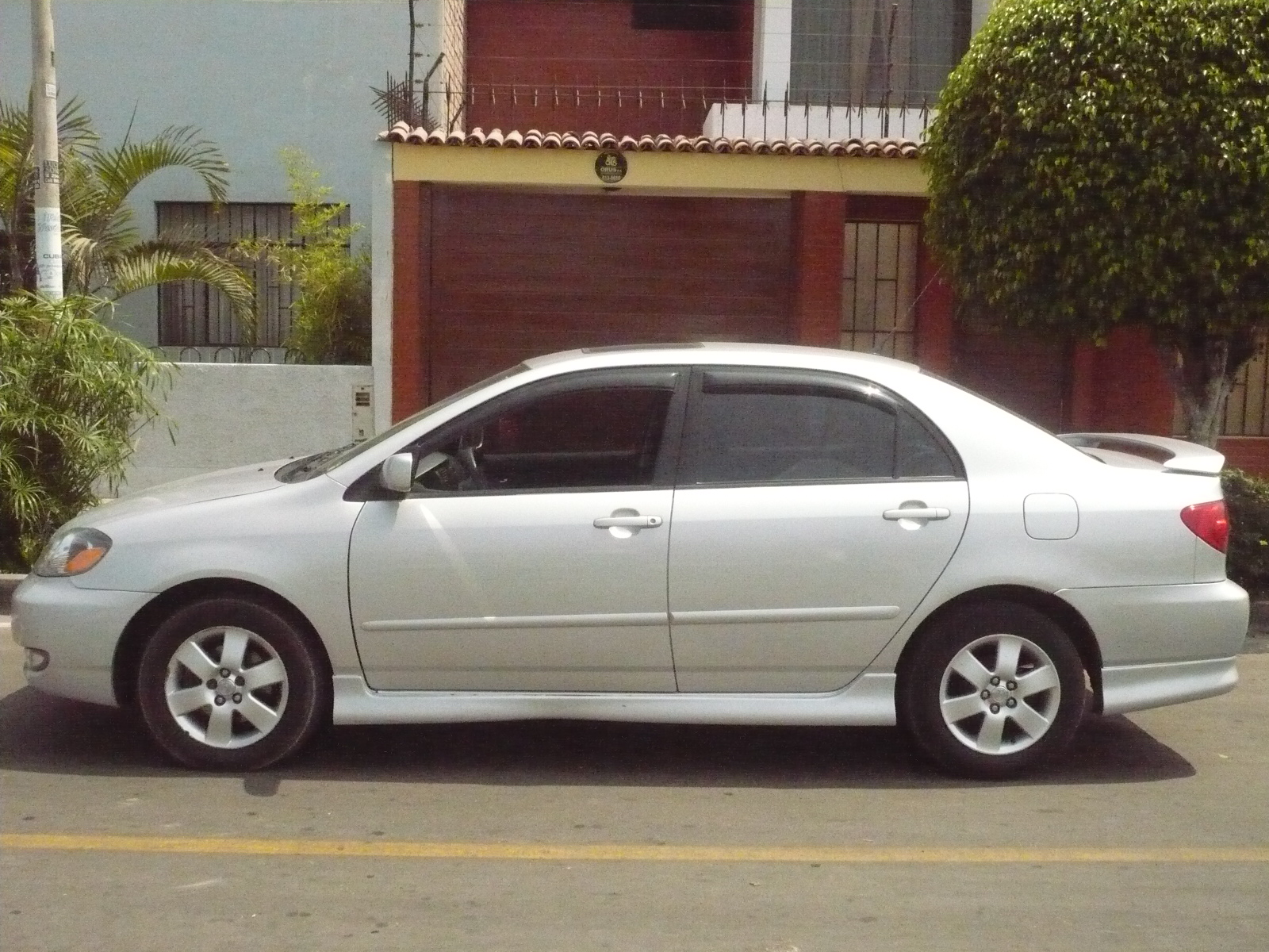 Toyota Corolla 2.4 2007 photo - 1