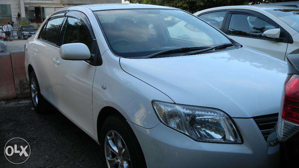 Toyota Corolla 2.4 2007 photo - 12