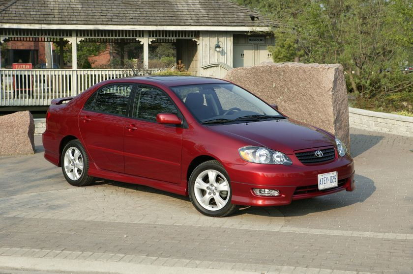 Toyota Corolla 2.4 2007 photo - 7