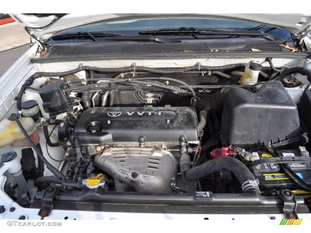 Toyota Highlander 24 2003 Technical Specifications Interior And Audi 3 2 Vvt Engine Diagram Photo