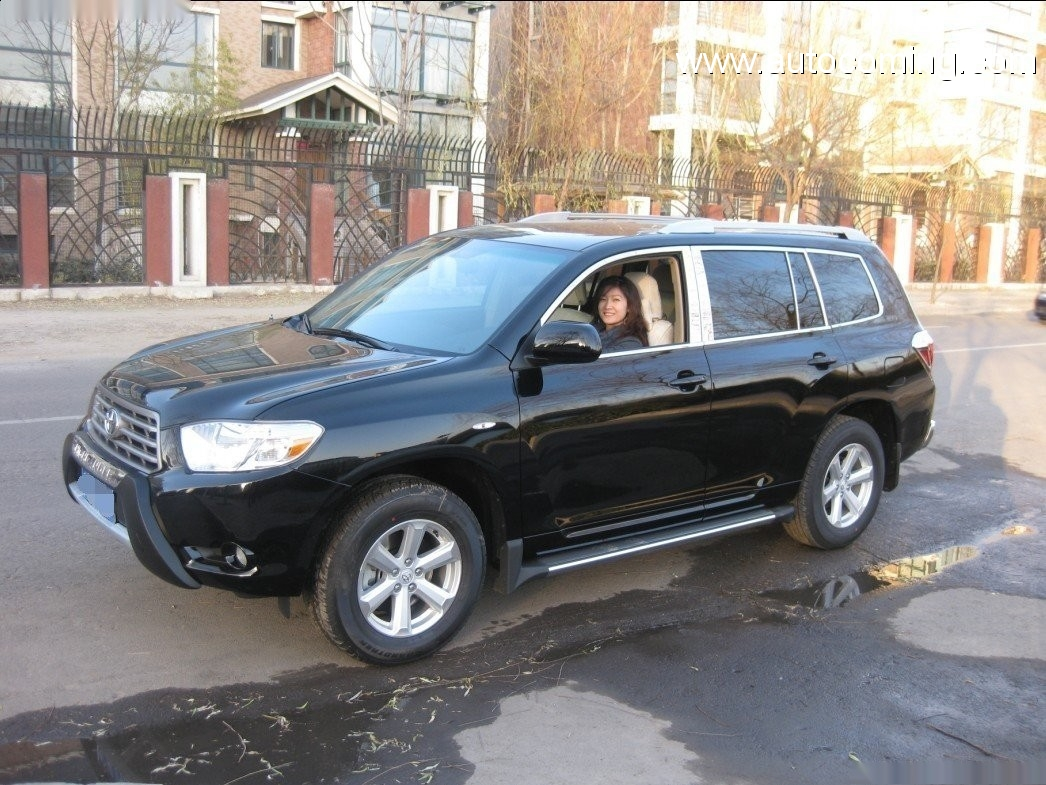 Toyota Highlander 2.7 2009 photo - 2